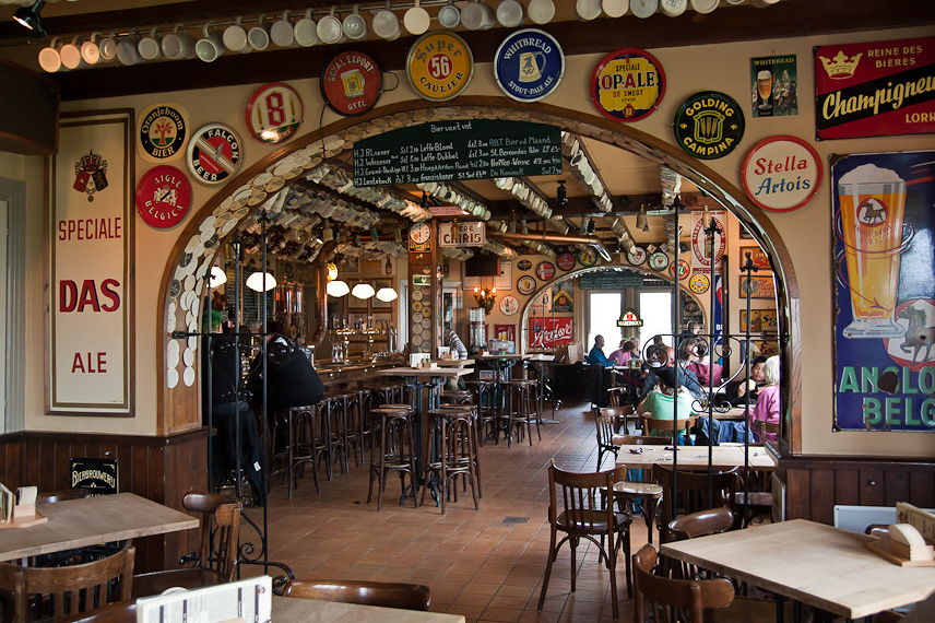 The Hertog Jan Brew Pub in Arcen. Photo by Edwin Kremer (CC BY-NC-SA)