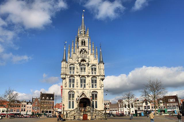 Stadhuis by Jeroen Mul