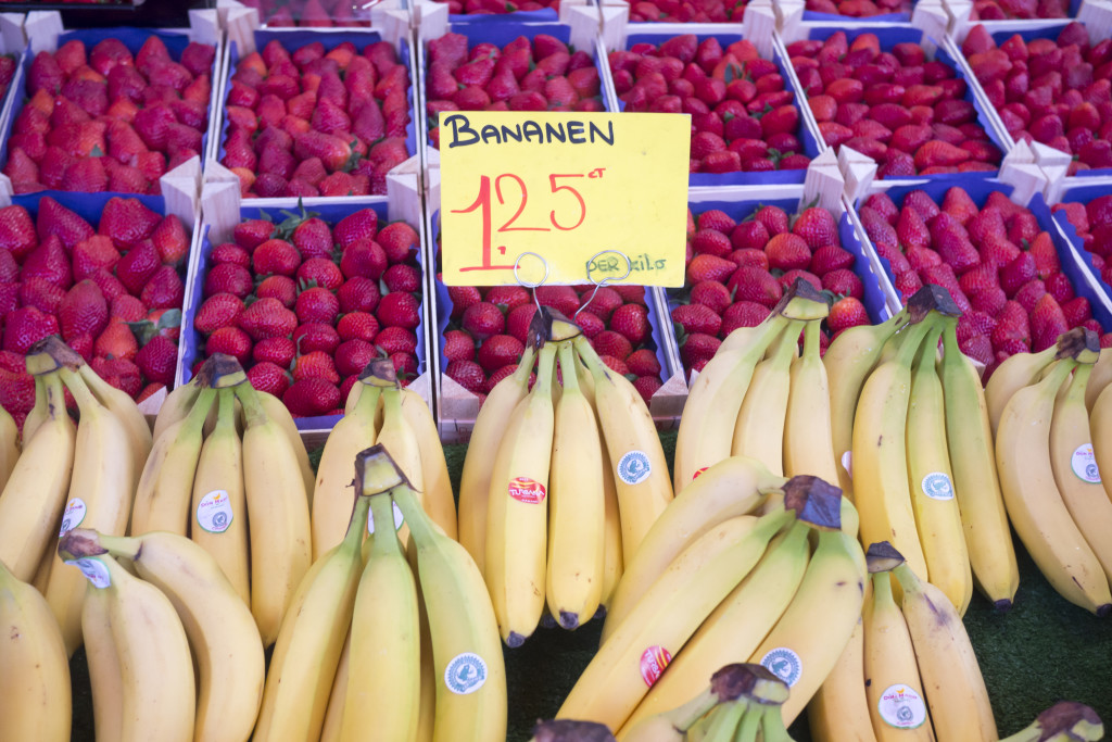 Bananas galore!