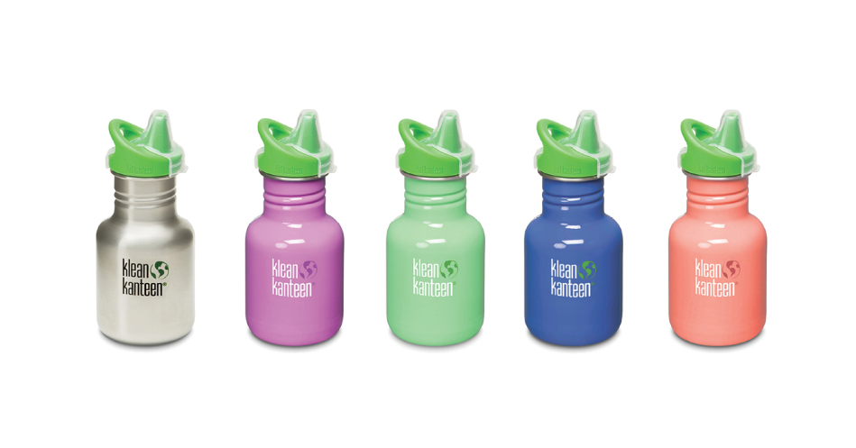 The Kleen Kanteen sippy cup.